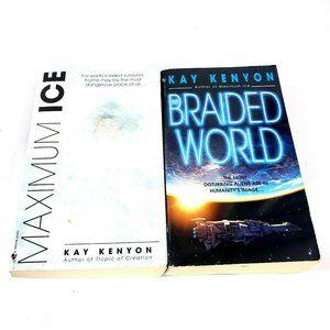 Kay Kenyon Maximum Ice Braided World 2 Book Set